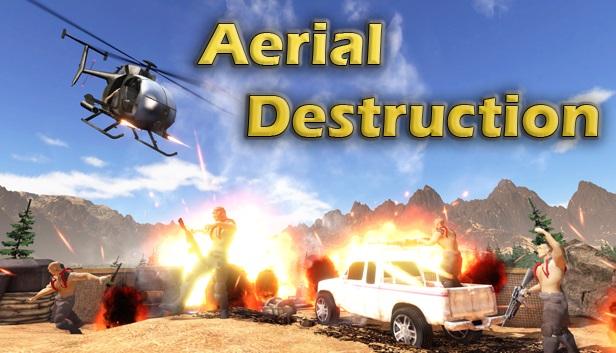 Aerial Destruction Artwork