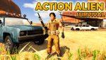 Action Alien Survival Artwork