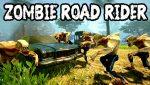 Zombie Road Rider Artwork